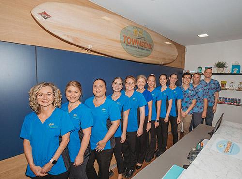Noosa Dentist Staff
